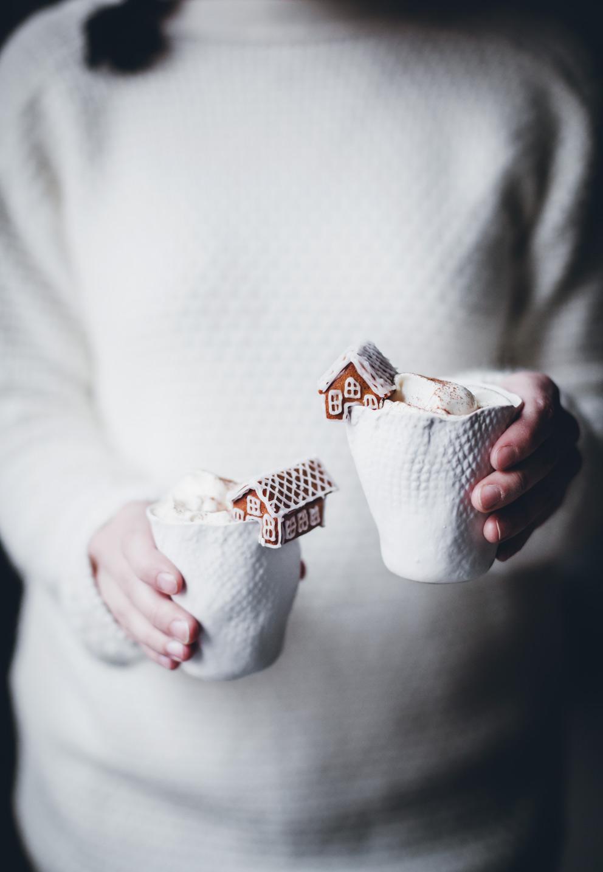 Homemade Chai Concentrate + Chai Latte